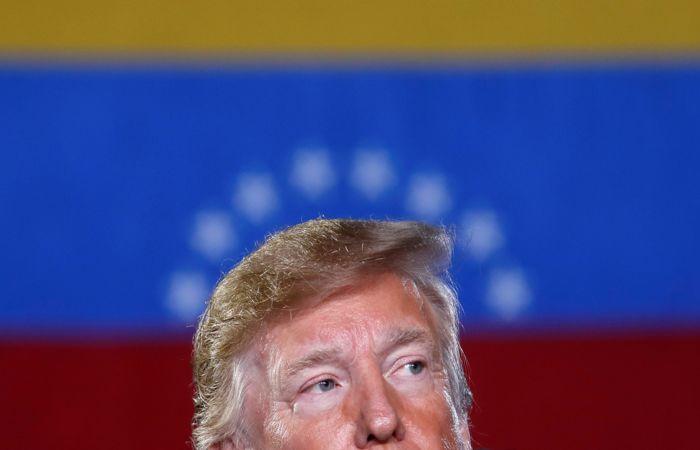 США ввели санкции против венесуэльских чиновников