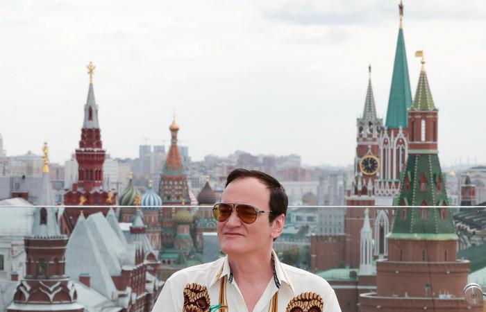 """Тарантино представил москвичам """"Однажды... в Голливуде"""" """"со всей русской душой"""""""