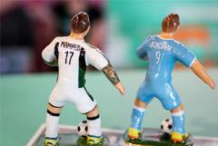 Кокорин и Мамаев в колонии сыграют с белгородским футбольным клубом