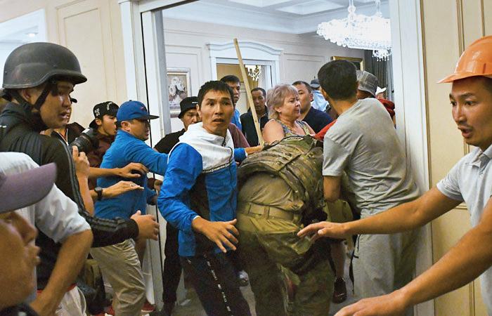 Шесть уголовных дел возбуждено после событий в киргизском селе Кой-Таш