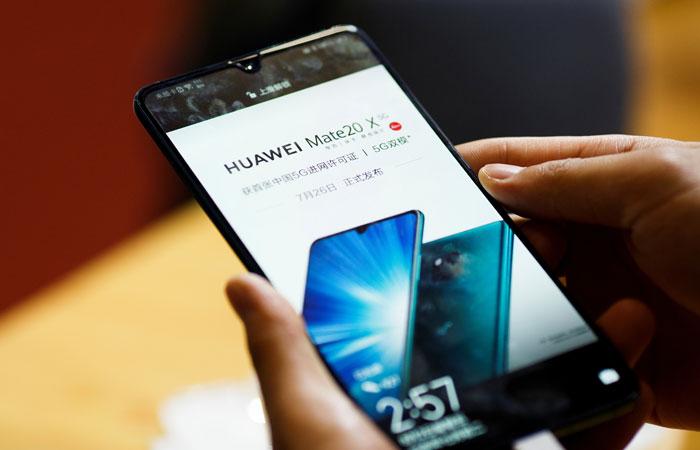 Huawei представила свою ОС на случай отказа от Android