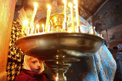Отстраненный от служения игумен Фотий был переведен в Гатчину из-за жалоб прихожан