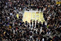 Аэропорт Гонконга отменил все рейсы за сутки из-за протестов
