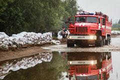 МЧС предупредил об очередном повышении уровня рек в Иркутской области