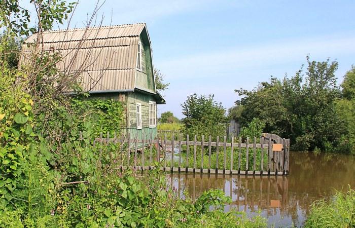 Уровень Амура у Хабаровска превысил неблагоприятную отметку на метр