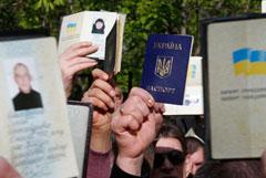 Украина упростит получение гражданства для россиян, ищущих политического убежища