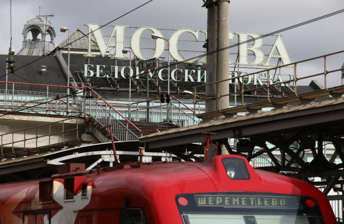 """""""Аэроэкспресс"""" изменил расписание поездов до """"Шереметьево"""" на два дня"""