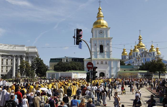 Украинская автокефальная православная церковь прекратила существование