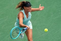 Шарапова проиграла Барти во втором круге турнира в Цинциннати