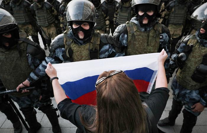 Мэрия Москвы не согласовала пикеты 17 августа на бульварах