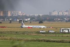 Аварийная посадка Airbus в кукурузном поле. Обобщение
