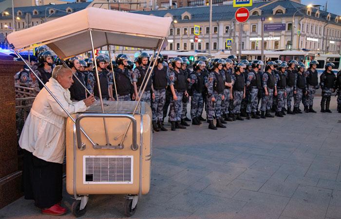 К организаторам акции 27 июля в Москве подали иски на 13 млн рублей