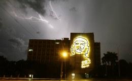 Пять человек погибли из-за удара молнии на Кубе