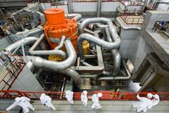 Белоярская АЭС в субботу возобновит работу блока №4 после срабатывания защиты