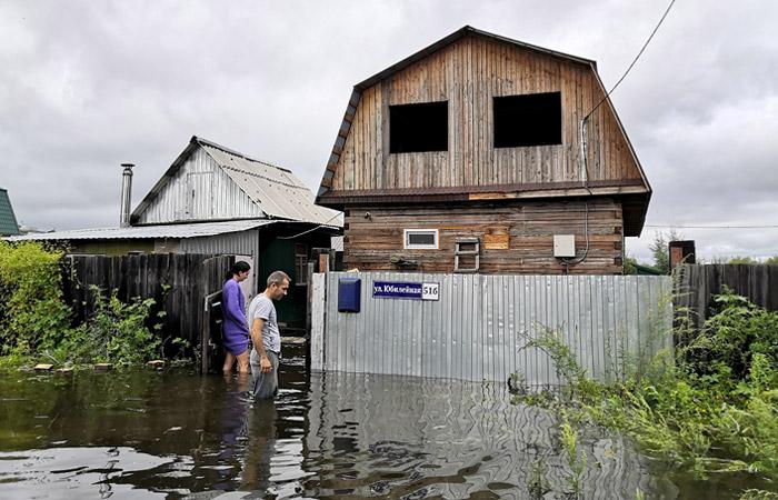На Дальнем Востоке оказался подтопленным 61 населенный пункт