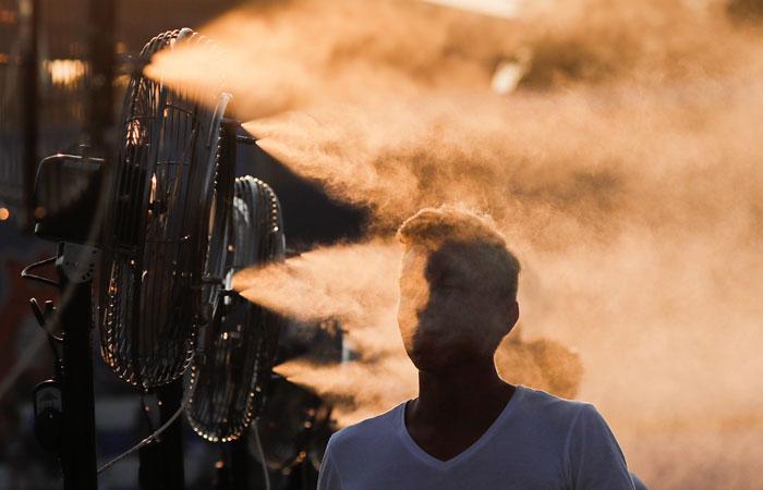 Вторник стал самым теплым днем августа в Москве