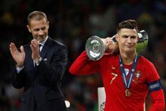 Криштиану Роналду задумался о завершении карьеры в следующем году