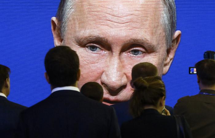 Путин обвинил организаторов протестов в Москве в нарушении избирательного законодательства