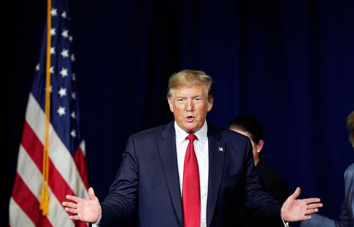 Трамп обещал положить конец злоупотреблениям Китая и ответить на повышение тарифов