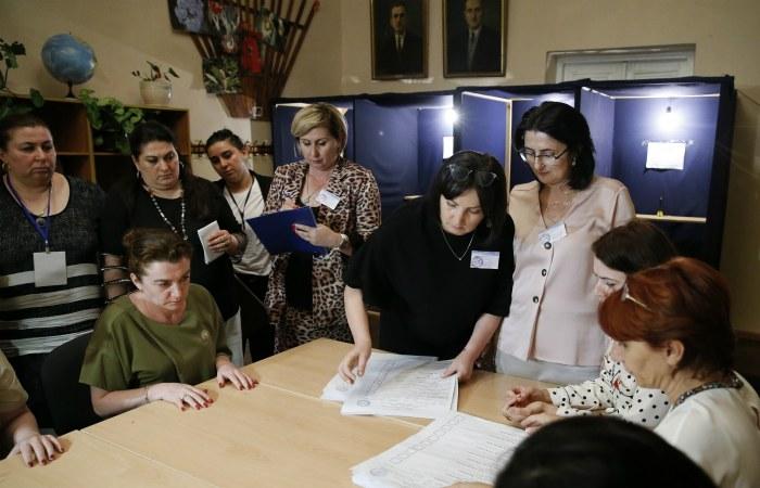 Выборы президента Абхазии признаны состоявшимися