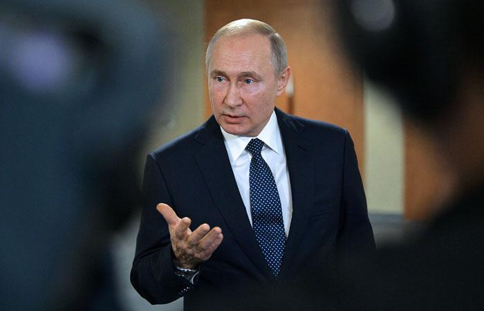 Путин обеспокоен медленным ростом реальных доходов граждан