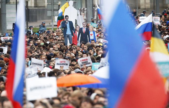Мэрия Москвы отказалась согласовать шествие за честные выборы 3 сентября