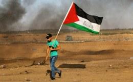 Израиль в понедельник нанес авиаудары по сектору Газа