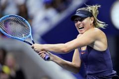 Мария Шарапова проиграла Серене Уильямс на старте US Open