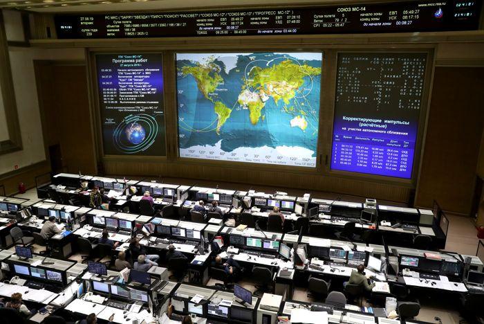 """""""Союз МС-14"""" с роботом FEDOR со второй попытки пристыковался к МКС"""