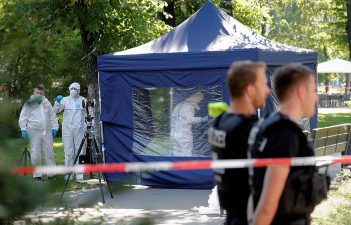 В Кремле отвергли связь России с делом об убийстве в Берлине