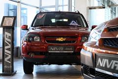 """СП """"GM-АвтоВАЗ"""" приостановит выпуск автомобилей из-за падения продаж"""