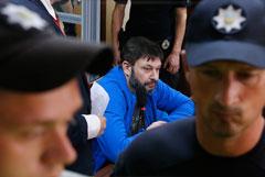 Суд Киева отпустил Кирилла Вышинского из-под ареста