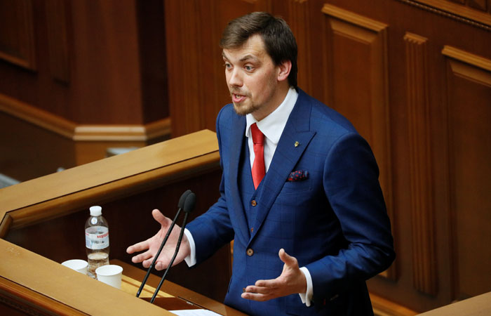 Премьером Украины стал 35-летний Алексей Гончарук