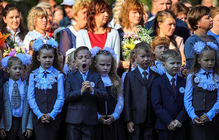 """Источник """"Коммерсанта"""" опроверг запрет московским школам проводить линейки 2 сентября"""