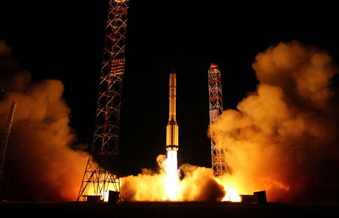 """Ни одна компания не захотела страховать запуск """"Протона-М"""" на 2,1 млрд руб"""