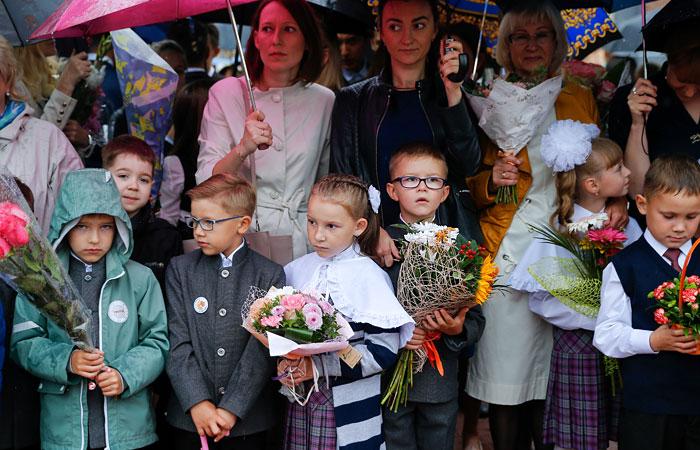 Власти Москвы рекомендовали провести школьные линейки 1 сентября в парках
