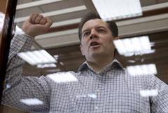 Правозащитники сообщили о переводе в Москву из колонии украинца Романа Сущенко