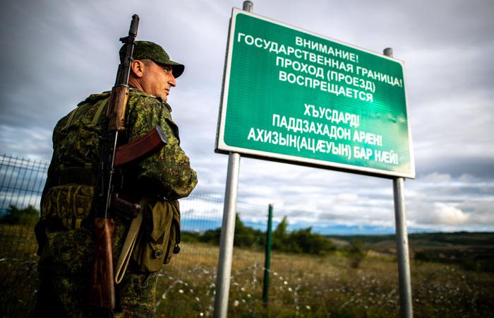 Южная Осетия начала усиление границы с Грузией