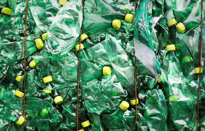 Россия на треть увеличила импорт пластикового мусора