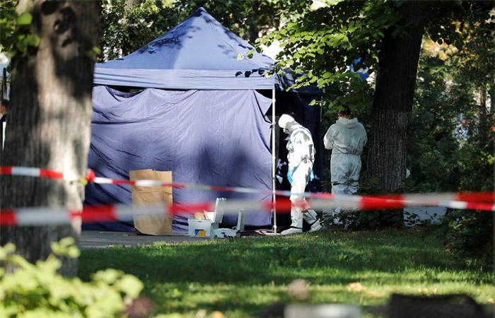 Spiegel связал предполагаемого убийцу грузина в Берлине со спецслужбами РФ