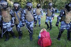 СКР предупредил участников массовых беспорядков о неизбежном разочаровании