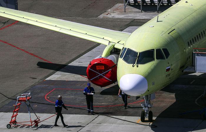 """""""Аэрофлот"""" заявил о планах получить еще десять SSJ 100 в конце года"""