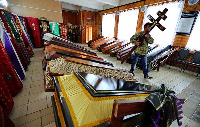 Мэрия Москвы организует опрос горожан о ритуальных услугах