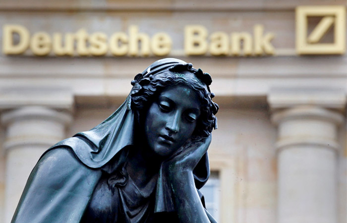 Deutsche Bank сократит 18 тыс. сотрудников