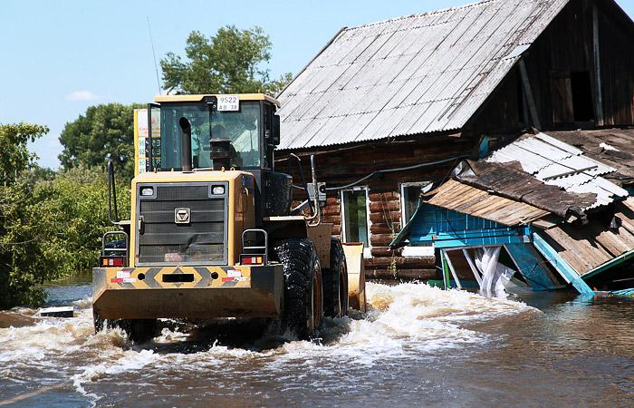 Число жертв наводнения в Иркутской области достигло 23 человек