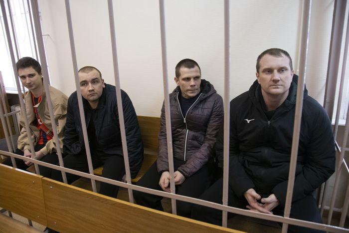 ФСБ предъявила окончательное обвинение задержанным украинским морякам