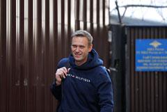 Лидер московских единороссов подал иск к Навальному