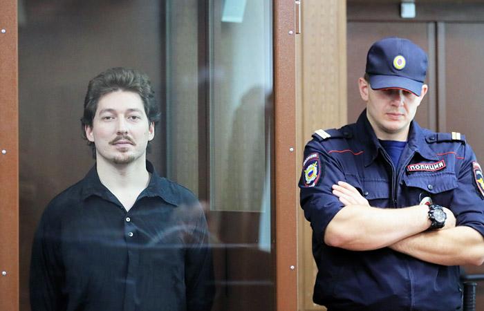 Кириллу Жукову дали три года колонии за нападение на росгвардейца в Москве