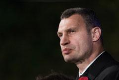 В Раде сообщили, что Кличко уволен с должности главы Киевской администрации