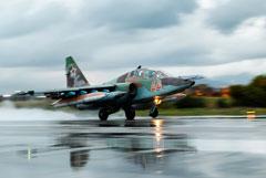 Найдены тела летчиков разбившегося штурмовика Су-25